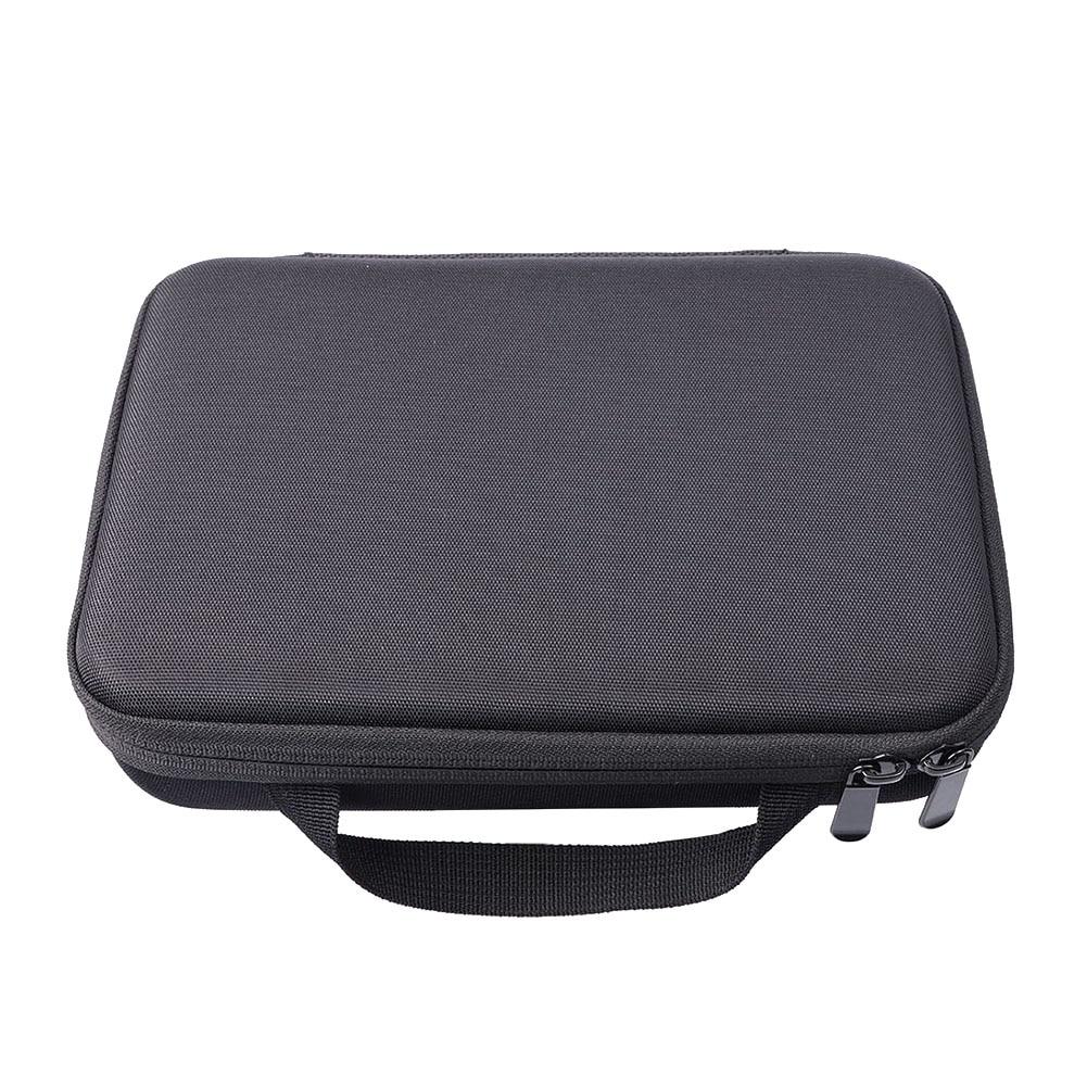 Portable Hard EVA Lagerung Tasche Fall Stoßfest Schutzhülle Reise Diagnose Werkzeug Auto Code Reader Organizer Für FOXWELL NT301 Obd2