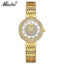 Missfox для женщин часы от топ бренда что стрелки маленького