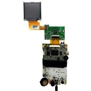Image 4 - Remplacement pour les Kits de Modification de lumière élevée décran daffichage à cristaux liquides de contre jour de GBC pour les accessoires de jeu de lumière décran daffichage à cristaux liquides de Console de Nintend GBC