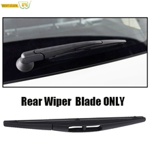 Misima Rear Windshield Wiper Blade For Suzuki Splash Swift Hatchback SX4 2008 2009 2010 2011 2012 For Honda Vezel HRV 2015-