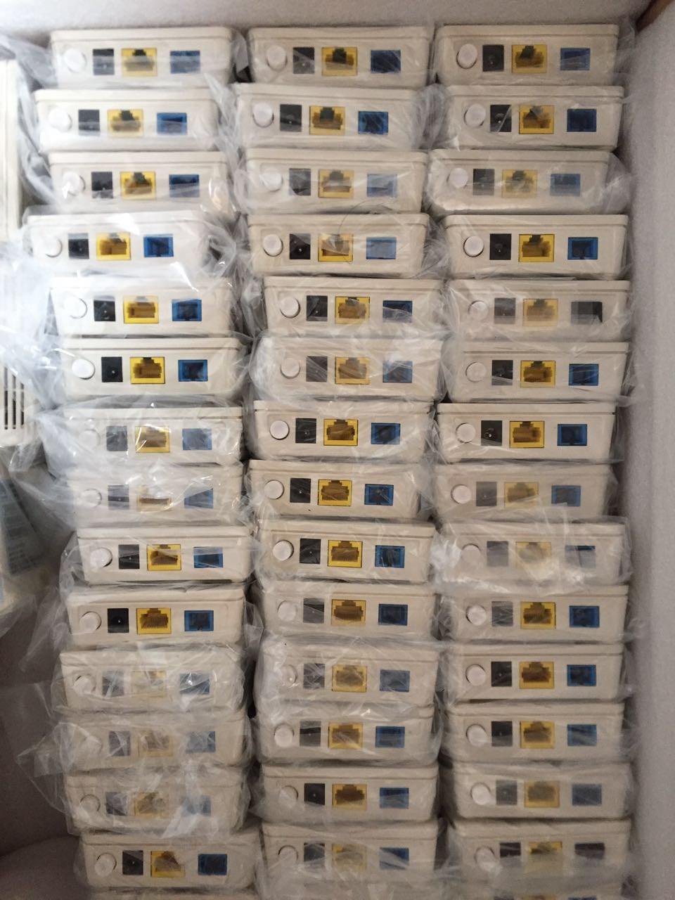 Onu Gpon Epon Ont FTTH Fiberhome Modem Second Hand hg8310m hg8010H 1GE XPON Hybrid Free Shipping