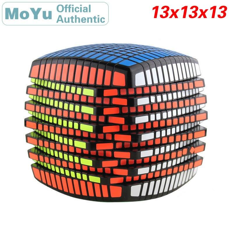 MoYu 13x13x13 Cube magique 13x13 Cubo Magico professionnel néo vitesse Cube Puzzle Antistress Fidget jouets pour enfants