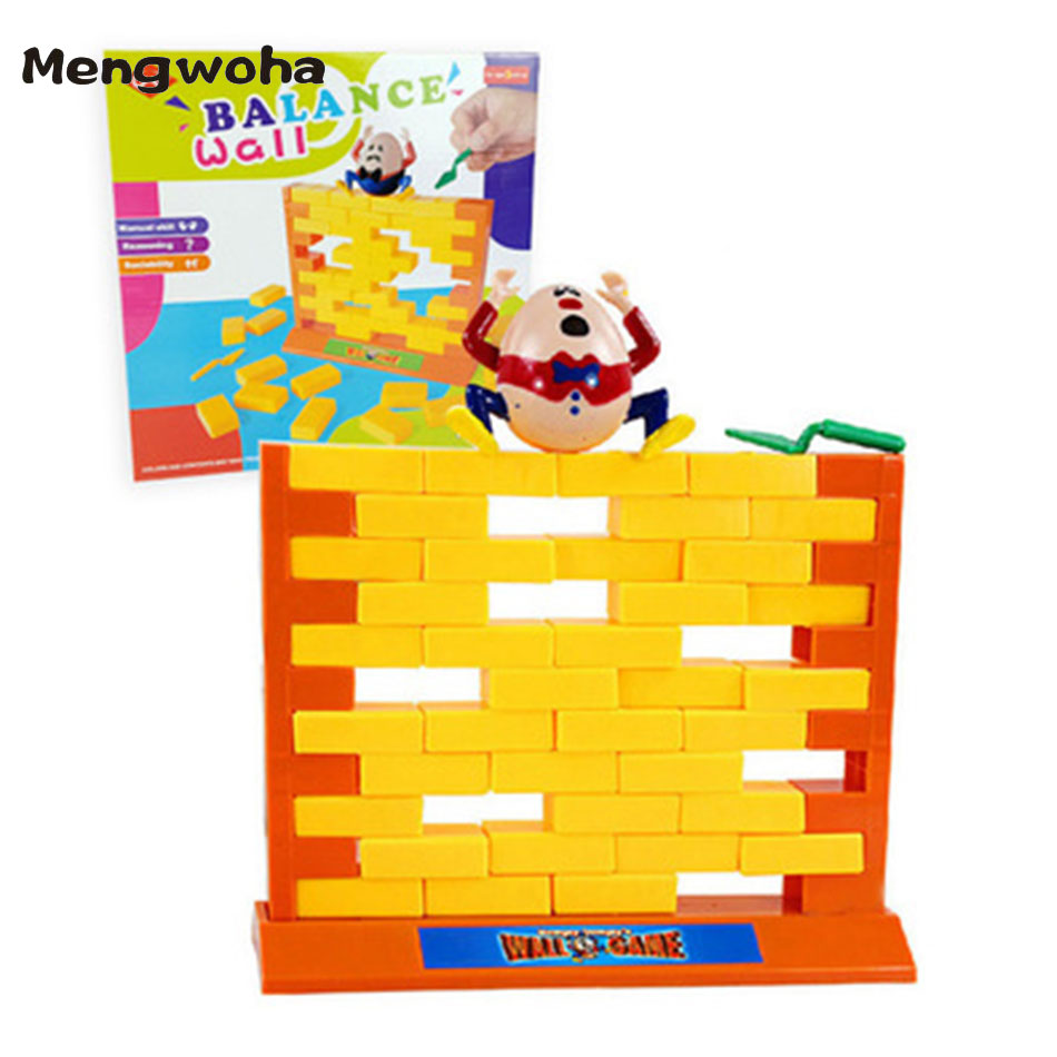 Desktop Games Push Walls Interactive Demolition Board Creative Parenting Family  Funny Educational Play Party Game For Children