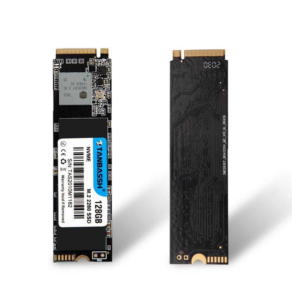 Tanbassh SSD m.2 2280 NVME SSD 512 ГБ 256 128 1 ТБ M.2 SSD PCIE nvme Внутренний твердотельный накопитель поехать для ноутбука, настольного компьютера, ноутбука MACbook