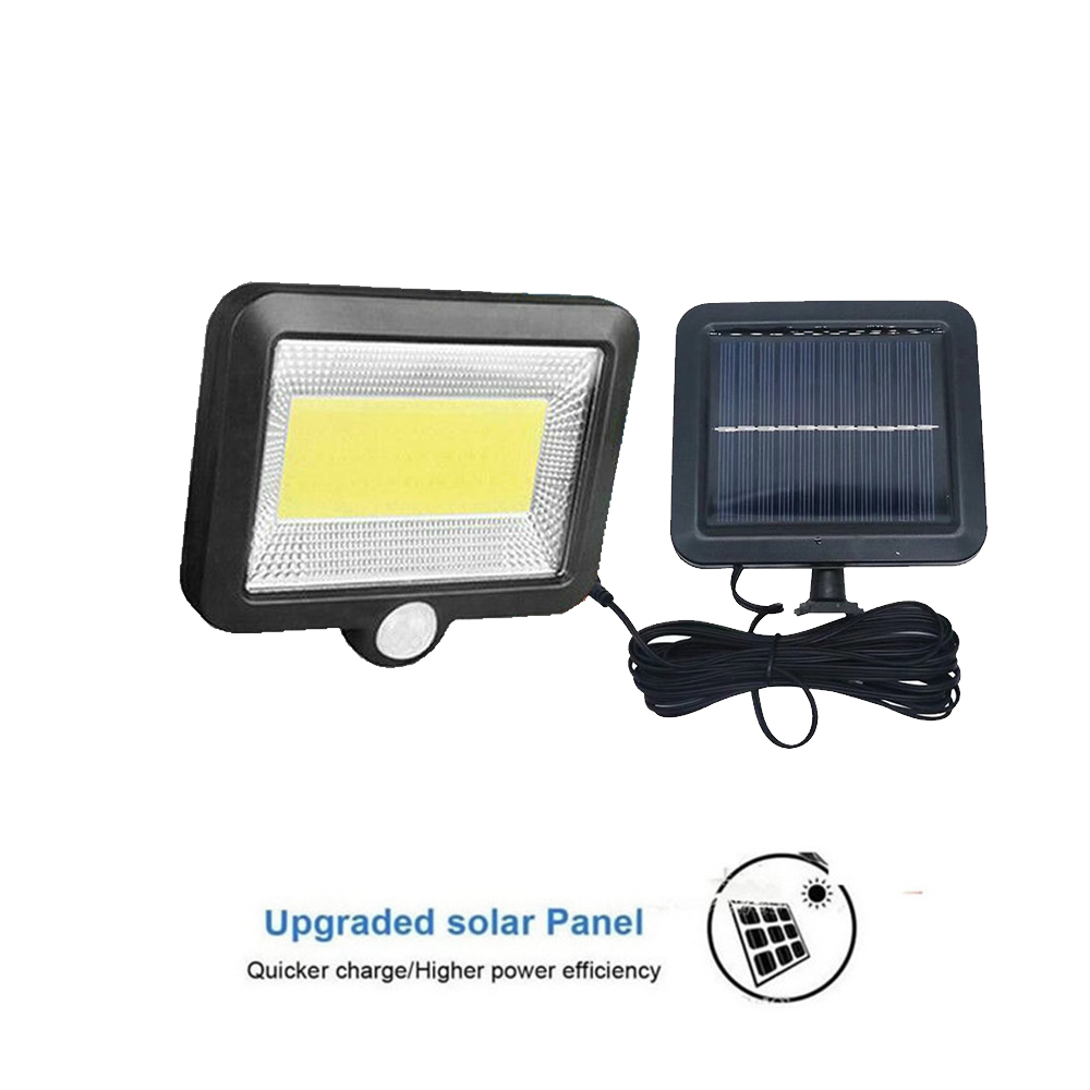 Super Bright Solar Light 56/30 LED Wall Lamp IP65 Waterproof Intelligent Garden Light Outdoor Fence Yard Lamps Lawn Path Decorat