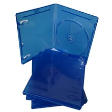 PS3 투명 화이트 블루에 대 한 플레이 스테이션 CD 상자 주택 케이스 쉘에 대 한 10pcs