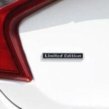 Edição limitada criativo etiqueta do carro decalques para volkswagen vw polo tiguan passat b6 b7 b8 t5 t6 golf up vento arteon touareg