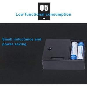 Image 5 - قفل ذكي لخزانة درج الاستشعار الذكية التعريفي خزانة باب خزانة ملابس قفل VDX99