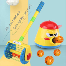 Electric Push Walker and Whirl Ball Launchers Walker Set Baby Vacuum Cleaner Toy M09