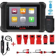 Autel Maxisys MS906BT OBD2 Scan Tool with ECU Coding, Auto Scan, Bi Directional Control, OE leve Diagnostics Scanner + MV108 Kit