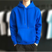 Super Dalian Hoodie men's clothing printed Sweatshirt sportswear men's European and American fashion palace and velvet men's Hoo