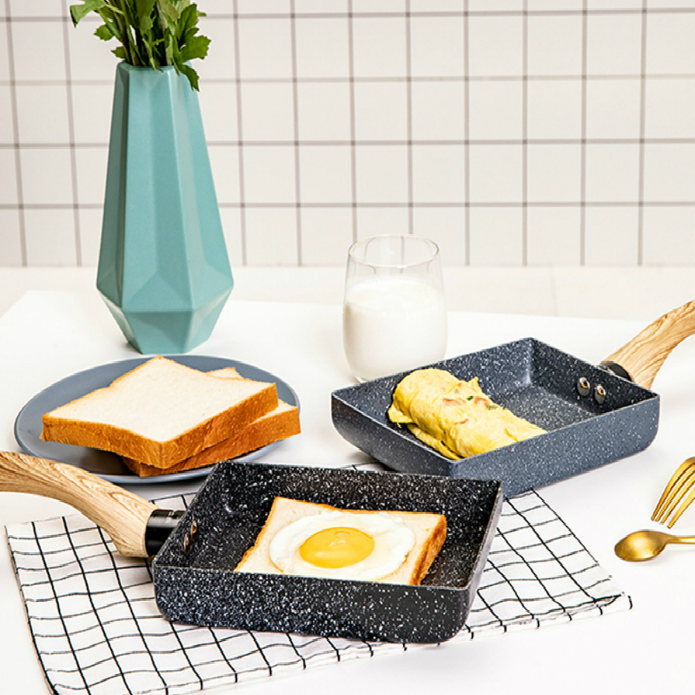 Сковорода антипригарная сковорода Сковорода для блинов, газовая плита, сковорода для домашнего сада, сковорода для яиц, сковорода для яиц Сковороды      АлиЭкспресс