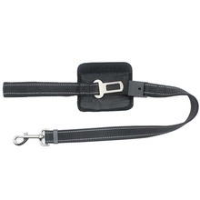 1pcs dog traction rope nylon reflective leash retractable big leashes supplies