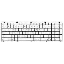 США Макет ПК ноутбук Подсветка Keyobard Замена для ASUS N55 N55X N55S N55SF N55SL серии Клавиатура для ноутбуков высокого качества