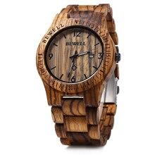BEWELL Men Watch Luxury Brand Independent Design Watch Fashi