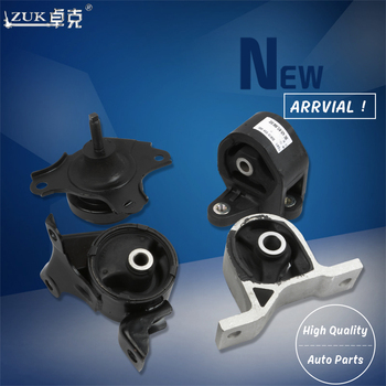 ZUK 4PCS/Set Brand New Rubber Engine Mounting Transmission Mounting For HONDA CIVIC 2001 2002 2003 2004 ES1 ES5 ES6 ES7 ES8