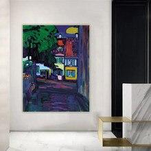 Holover obraz olejny na płótnie Wassily Kandinsky