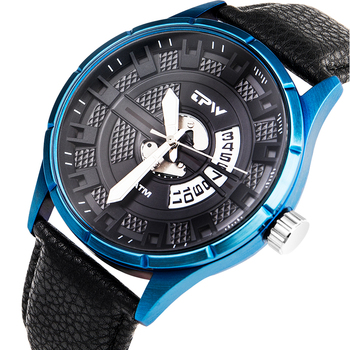 Mens Watches Top Brand Luxury Gold Blue Men Watch Quartz Sport Watch Male Clock Man Military Waterproof Wristwatch Relogio benyar men watch top brand luxury quartz watch mens sport fashion blue analog leather male wristwatch waterproof clock