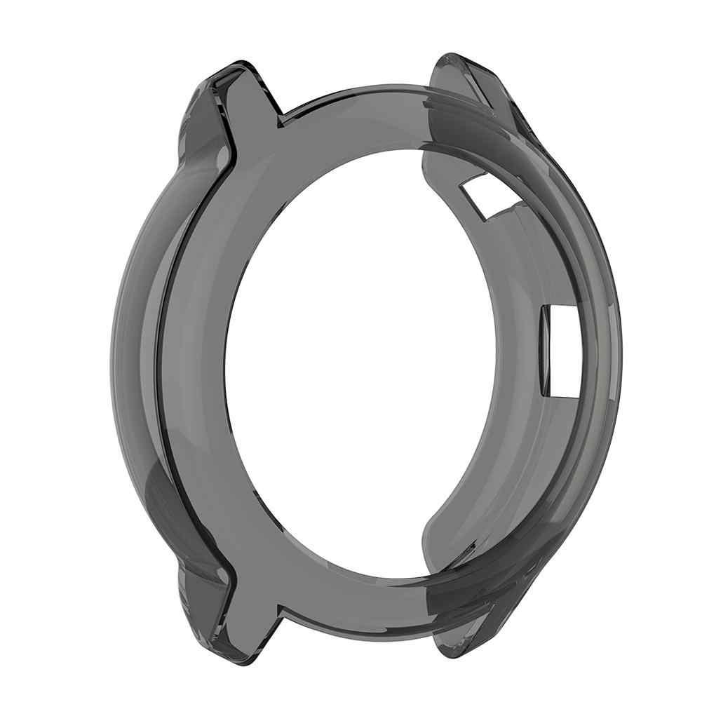 Étui de protection d'écran TPU pour Garmin Vivoactive 3 montre intelligente coque de protection diamètre 46MM étui de protection de montre