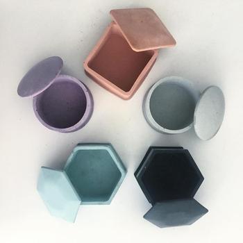 Formy silikonowe formy do betonu formy do betonu formy do wystroju domu biżuteria silikonowa formy do pudełek tanie i dobre opinie CN (pochodzenie) P001 silicone