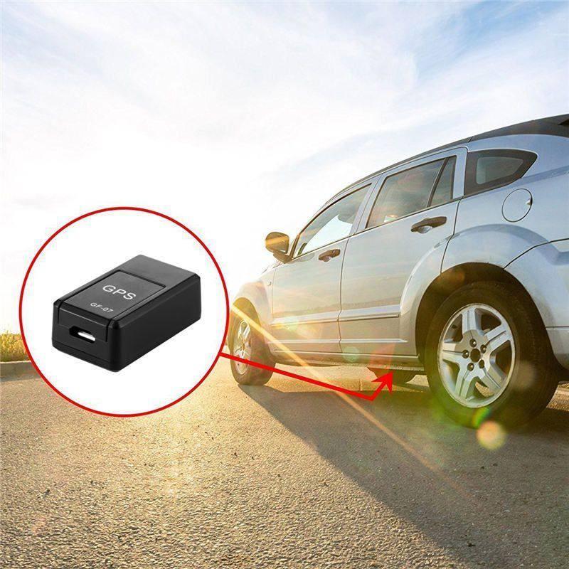 Mini GPS Tracker Car GPS Locator Anti-theft Tracker Anti-Lost Recording Tracking Device For Vehicle/Car/Person Children