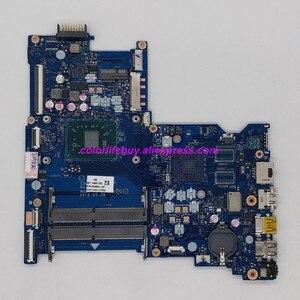 Image 1 - Véritable 854969 601 854969 001 CDL51 LA D712P UMA w A9 9410 CPU carte mère pour ordinateur portable HP 15 15 BA série ordinateur portable