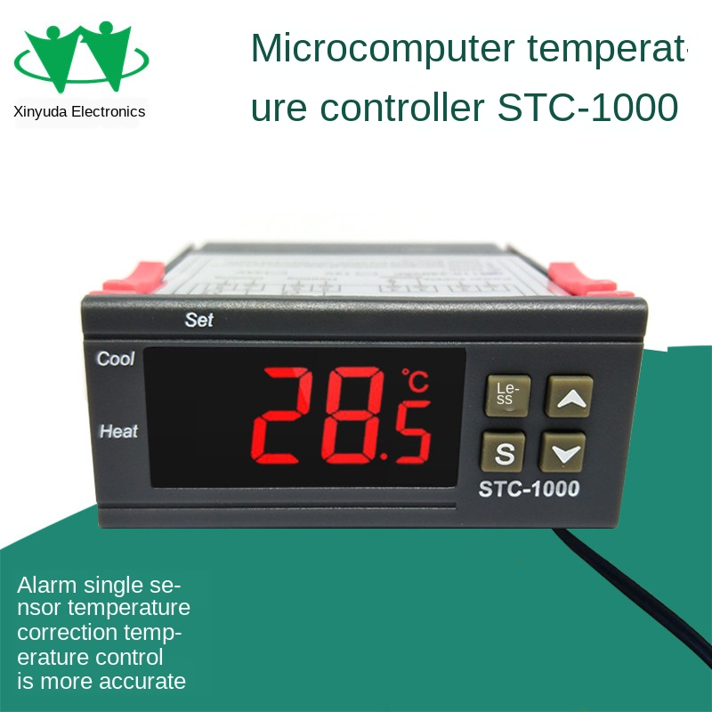 Hatching Accessories STC-1000 Digital Temperature Controller Thermostat w//NTC