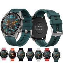 ремешок для часов huawei watch gt 2 силиконовый браслет 22 мм