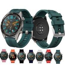 El huawei watch gt 2 Correa para samsung galaxy ver 46mm 3 45mm de s3 frontera 22mm banda de reloj de pulsera de reloj huawei gt 2/2e Pro