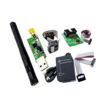 CC2531 Zigbee Emulator CC-Debugger USB Programmer CC2540 CC2531 Sniffer with antenna Bluetooth Module Connector Downloader Cable