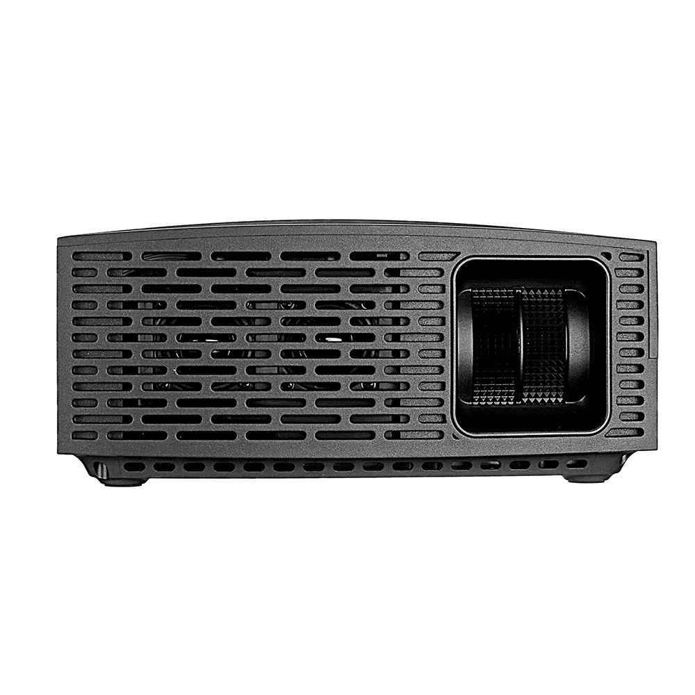 Baru VIVIBRIGHT F30 4K HD Proyektor LCD 1080P 3D Uni Eropa FHD Mini Portable Projector 4200 Lumens 1920X1080P Home Theater