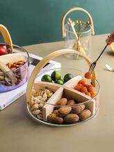 Тарелка для фруктов из нержавеющей стали в скандинавском стиле
