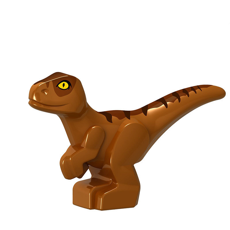 Image 3 - 7Pcs Jurassic World Park Dinosaurs Indoraptor Pterosauria Egg Baby Dino Building Block Bricks City Assembly Toys For Children-in Blocks from Toys & Hobbies