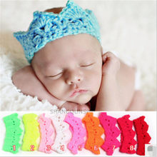 Brand New Baby Headband Hair Band Solid Floral Hollow Out Knitting Autumn Winter Warm Tiaras Shape Fashion Hot 2019(China)