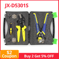 PARON Multi tool Wire Crimpers Multifunctional multitool Terminal Crimping Pliers Wire Strippers Crimper Tool Cord Pliers Kit