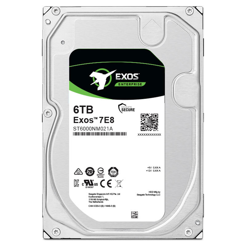 """New HDD For Seagate Brand 6TB 3.5"""" SATA 6 Gb/s 256MB 7200RPM For Internal HDD For EnterpriseHDD For ST6000NM021A ST6000NM0115 4"""