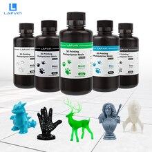 LAFVIN – imprimante 3D, résine UV 405nm pour Photon S LCD, résine sensible aux Uv 1000g/1kg, liquide photosensible