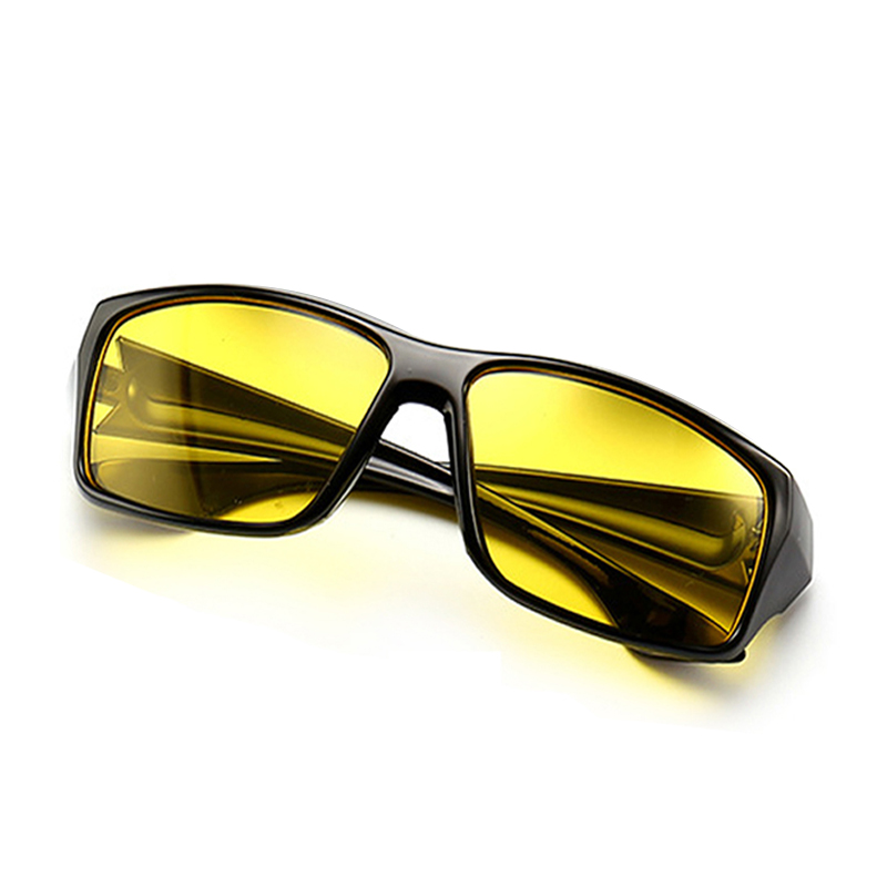 Car General Sunglasses Riding Glasses Outdoor Windproof Driving Mirror Explosion-proof Driver Night Driving Mirror Riding Glasse