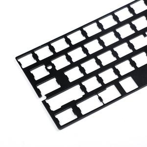 Image 3 - Support universel de plaque de positionnement en aluminium anodisé ISO ANSI pour GH60 PCB 60% clavier bricolage livraison gratuite