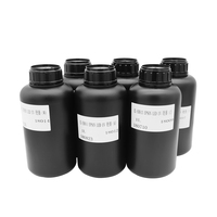 Imported UV ink for Epson 5 colors 6pc X 500ml UV ink + 1pc X 500ml Cleaning liquid for UV printer