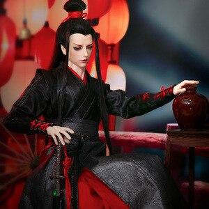 Image 2 - Isoom Adams Rồng Chiến Binh Trung Quốc Phong Cách BJD SD 1/3 70 Cm Giá Rẻ Mắt Bóng Shop Thời Trang Bi Búp Bê Tặng
