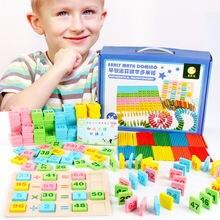 200 шт деревянные блоки для раннего развития