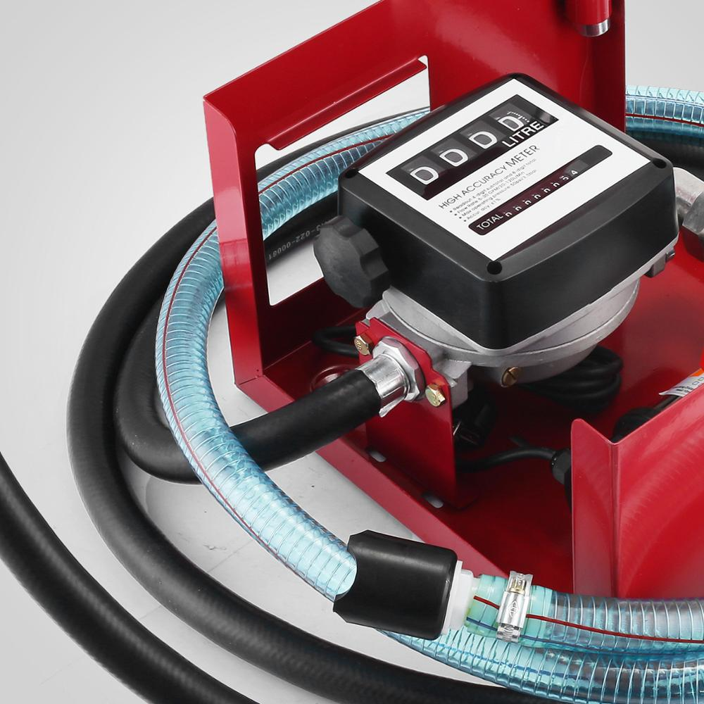 H/D auto cebado bomba de aceite eléctrico transferencia Bio Fuel aceite diésel 230v 40L/Min nuevo - 6