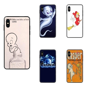 Black Soft Fashion Mobile Phone For Galaxy A5 A6 A7 A8 A10 A10S A20 A20S A20E A21S A30S A40 A50 A70 A71 A70E 2017 2018 Casper & image