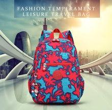 Оригинальный женский рюкзак для школы девочек подростков Нейлоновые