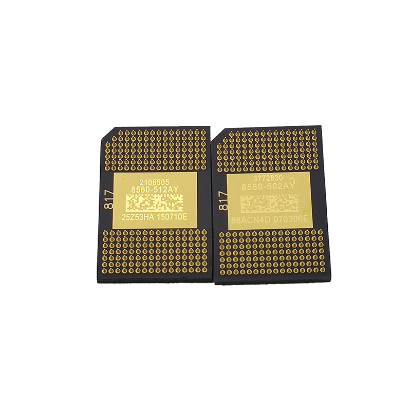 HOT SALES Free shiping New CHIP 8560-512AY 8560-502AY DMD For Projector In Stock Cheap Projector accessories