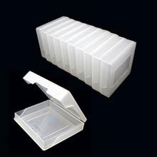 Fundas de plástico para juegos, 10 Uds., Cartucho de tarjetas para SNK NEO GEO Pocket color NGPC NGP, caja protectora, carcasa