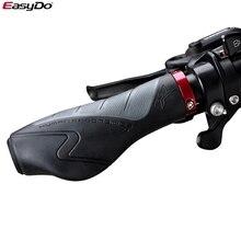 EasyDo poignées de guidon pour vtt, accessoires antidérapants, Design ergonomique, 1 paire
