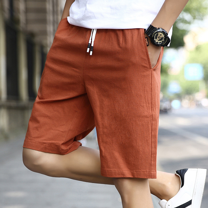 New Summer Casual Shorts Men Fashion Style Man Shorts Bermuda Beach Shorts Breathable Mens Boardshorts Men Sweatpants XS-5XL 4