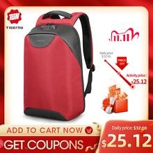 Tigernu Women Anti Theft TSA Lock female Laptop Backpack USB Charge School Bag for Teenager girls Feminine Backpacks luggage Bag
